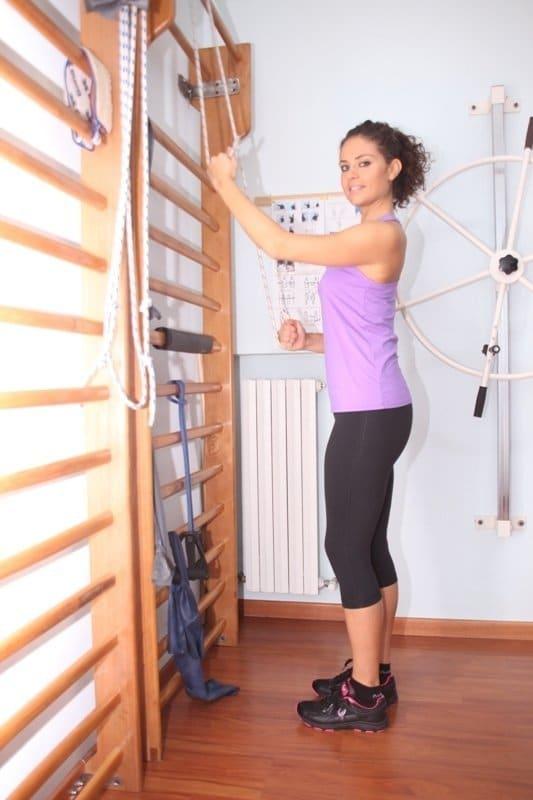 fisioterapia, reabilitação, fratura, úmero, ombro, dor, movimento de recuperação