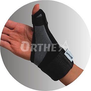 Órtese,munhequeira,polegar,doença de Quervain, dor, tenossinovite,pulso