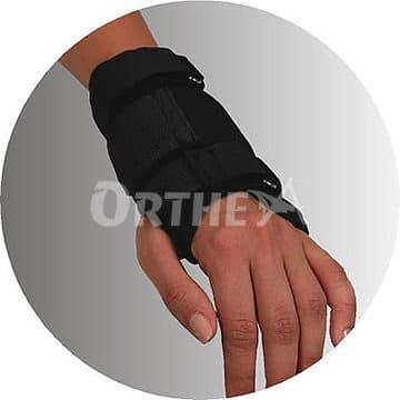 pulso, Órtese, dor,bloqueio,movimento, impede