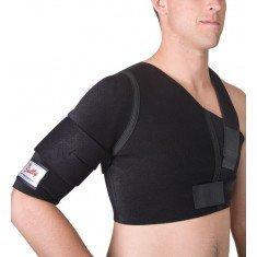 Imobilizador, deslocamento do ombro, recaída, dor, instabilidade