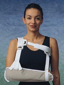 Órtese, Luxação Acrômio-clavicular, acrômio, clavícula, ombro, luxação, a separação
