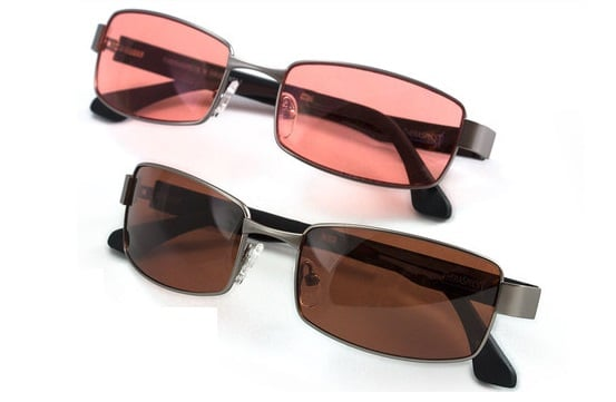FL-41, óculos rosa