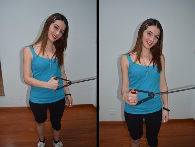 Exercício, ombro, rotação,externa, manguito rotador,supra-espinhal, infra-espinhal,