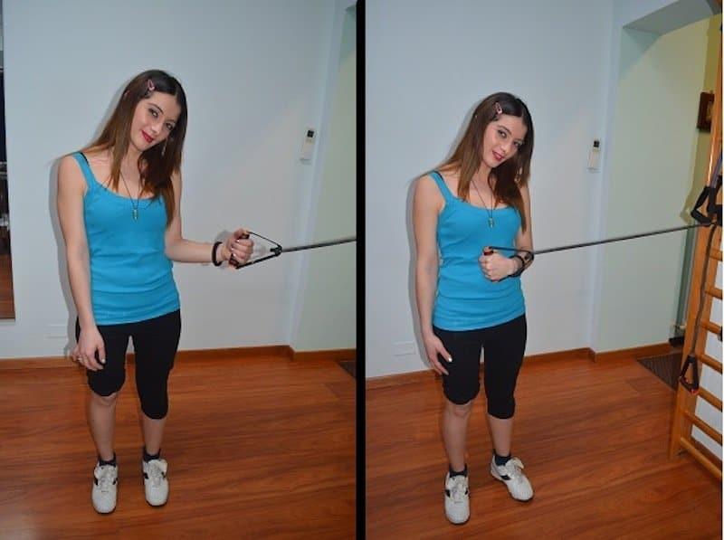 Exercícios,rotação interna,ombro, articulação, rotadores