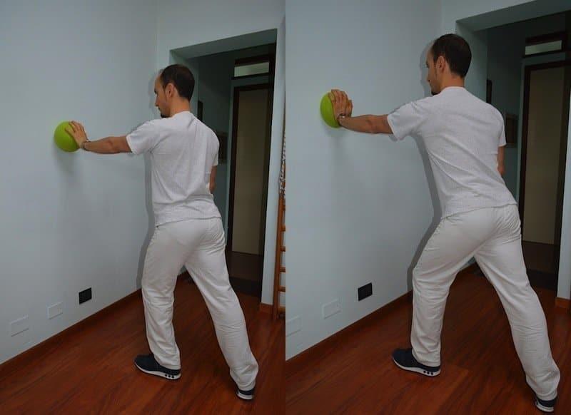 Exercício, ombro, escápula,reforço, serrátil, músculo