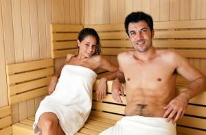 Sauna, banho turco, vapor, catarro,