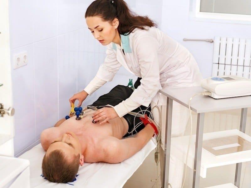 Eletrocardiograma,ECG, coração