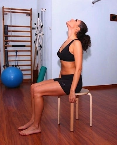 Exercícios para a coluna cervical