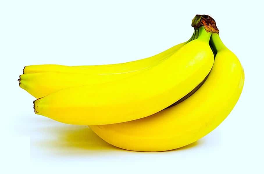 banana, potássio, dieta, alimentação, integrador