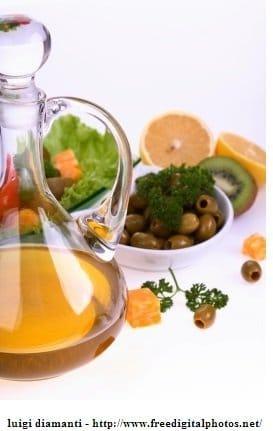 Azeite de oliva, propriedade