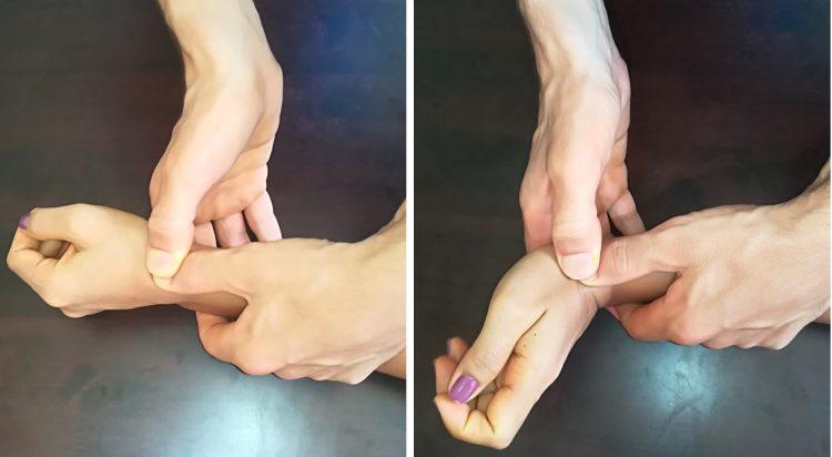 manipulação-punho-mulligan-extensão