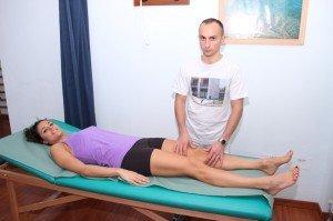 Prueba rodilla desplazamiento rótula, síndrome femororrotuliano, dolor, inflamación, dolor, ruidos articulares