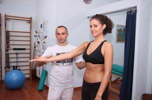 Evaluación hombro, cabeza larga ,bíceps, inflamación
