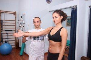 diagnóstico Cyriax, prueba del bíceps del hombro, movilización del hombro y del brazo de, post-cirugía, dolor, síntomas