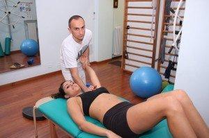 Movilización pasiva de la clavícula, fractura, pecho, hombro, omóplato