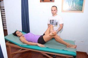 Prueba músculo piriforme, rotadores, cadera, sacro, pelvis