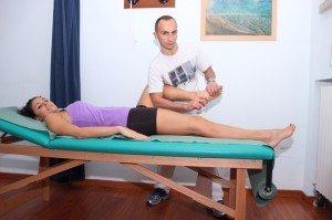 técnica para el dolor de talón, pie, prueba, evaluación, diagnóstico, inflamación