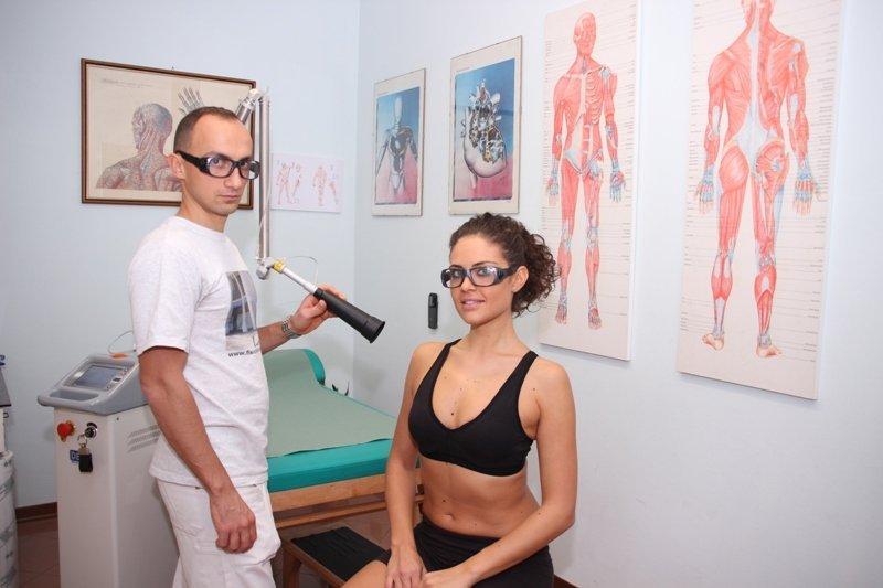 Terapia con láser para la artrosis