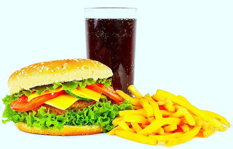 Alimentación, incorrecta, dieta, inflamación, favorece, dolor