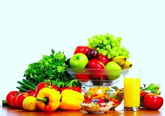 Frutas, vegetales, prevención, trombosis, trombosis venosa, flebitis.