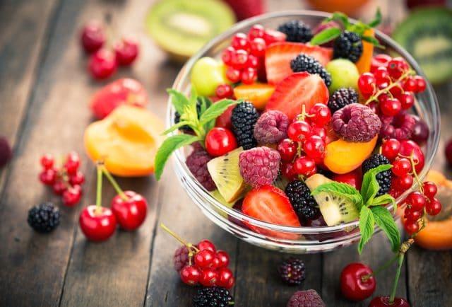 alimentacion y dieta natural