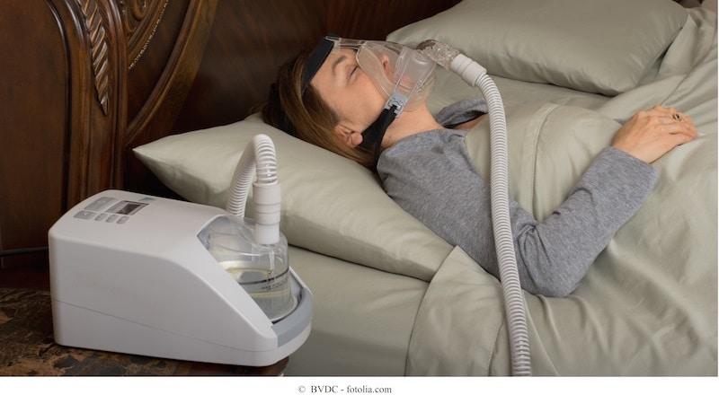 CPAP, mascarilla, apnea del sueño