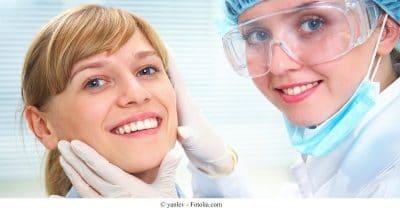 encías inflamadas, dentista