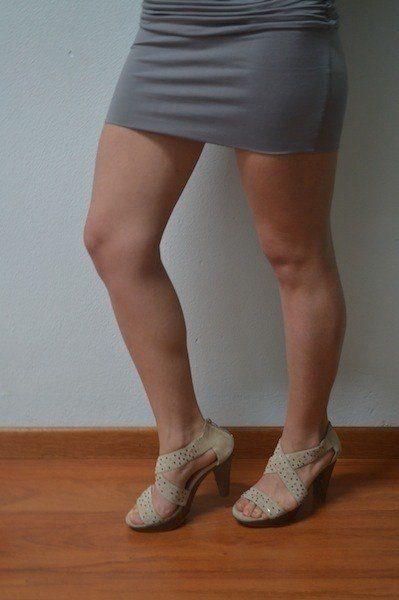 fhormigueo en la pierna, derecha, izquierda, tacones