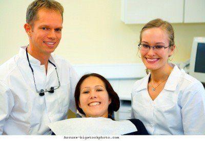 encías hinchadas, dentista