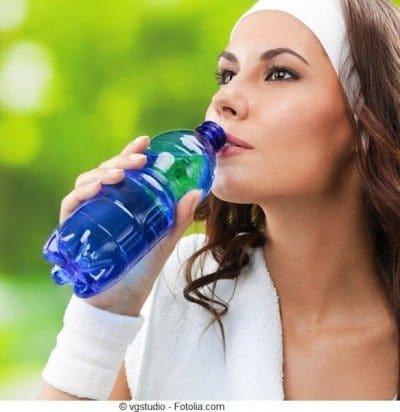 Deshidratación, agua, beber, diarrea, sales minerales