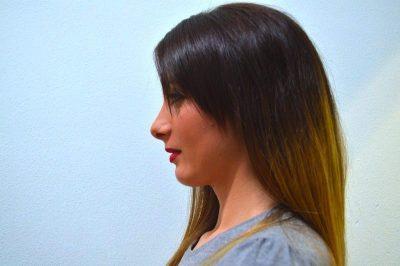 Retracción de la barbilla, la rectificación del cuello