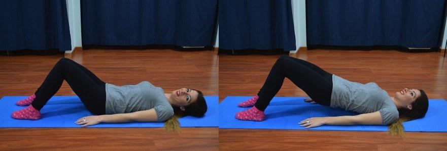ejercicio espalda, de Kegel, rehabilitación perineal, incontinencia