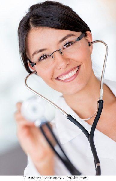 Doctora, neurólogo