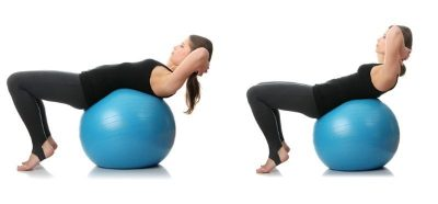 Ejercicio, abdominales, espalda, dolor, refuerzo, fortalecimiento, terapia física