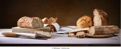 Pan, cereales, farináceos